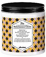 Parfüm, Parfüméria, kozmetikum Helyreállító maszk erősen sérült hajra - Davines The Renaissance Circle Hair Mask