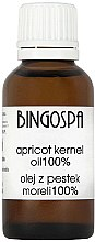Parfüm, Parfüméria, kozmetikum 100% Sárgabarackmag-olaj - BingoSpa