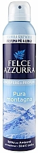 Parfüm, Parfüméria, kozmetikum Lakás illatosító - Felce Azzurra Pura Montagna Spray