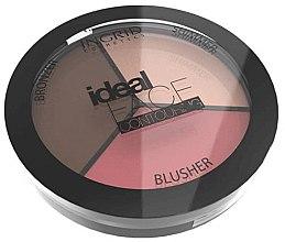 Parfüm, Parfüméria, kozmetikum Kontúr paletta - Ingrid Cosmetics Ideal Face Foundation