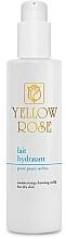 Parfüm, Parfüméria, kozmetikum Tej száraz bőrre - Yellow Rose Moisturising Cleansing Milk