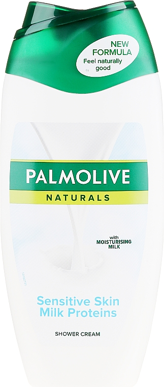 Fürdőtej - Palmolive Naturals Mild & Sensitive Shower Milk