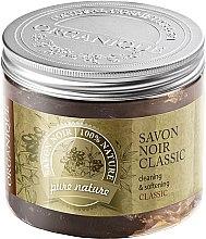 Parfüm, Parfüméria, kozmetikum Természetes olíva szappan - Organique Savon Noir Cleaning&Softening
