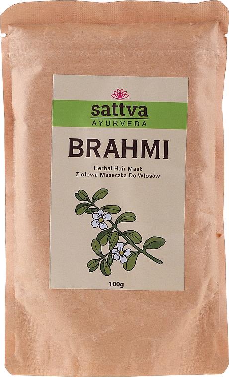 "Ayurvédikus hajpúder ""Brahmi"" - Sattva"