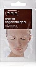 """Parfüm, Parfüméria, kozmetikum """"Regeneráló"""" arcmaszk barna agyaggal - Ziaja Face Mask"""