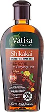 Parfüm, Parfüméria, kozmetikum Hajolaj - Dabur Vatika Indian Acacia Enriched Hair Oil Mild Care For Greying Hair