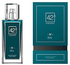 Parfüm, Parfüméria, kozmetikum 42° by Beauty More IV Libre - Eau De Toilette