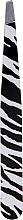 Parfüm, Parfüméria, kozmetikum Szemöldökcsipesz, ferde, 498738, fekete-fehér - Inter-Vion