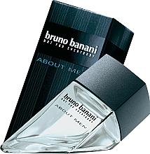Parfüm, Parfüméria, kozmetikum Bruno Banani About Men - Eau De Toilette