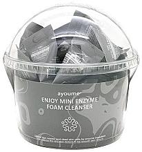 Parfüm, Parfüméria, kozmetikum Enzímes arclemosó hab - Ayoume Enjoy Mini Enzyme Foam Cleanser