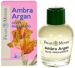 Parfüm, Parfüméria, kozmetikum Parfüm olaj - Frais Monde Ambra Argan Perfume Oil