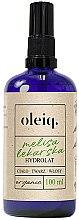 Parfüm, Parfüméria, kozmetikum Cittromfű hidrolát arcra, testre és hajra - Oleiq Hydrolat Melissa