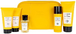 Parfüm, Parfüméria, kozmetikum Acqua Di Parma Colonia - Szett (edc/20ml + sh/gel/75ml + deo/50ml + sh/cr/40ml + aft/sh/cr/40ml + bag)