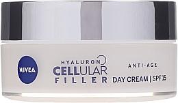 Nappali öregedésgátló krém - Nivea Cellular Anti-Age Skin..