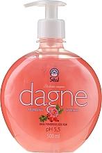 "Parfüm, Parfüméria, kozmetikum Folyékony szappan ""Hecse"" - Seal Cosmetics Dagne Liquid Soap"