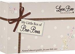 Parfüm, Parfüméria, kozmetikum Készlet - Love Boo My Little Box Of Boo Boos (b/lot/50ml + sh/gel/shm/50ml + b/oil/10g + bath/f/50ml)