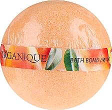 """Parfüm, Parfüméria, kozmetikum Habzó fürdőbomba """"Mangó"""" - Organique Bath Bomb Mango"""
