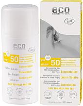 Parfüm, Parfüméria, kozmetikum Napozás utáni lotion gránáalmával és goji bogyóval - Eco Sun Lotion With Pomegranate And Goji Berry SPF 50