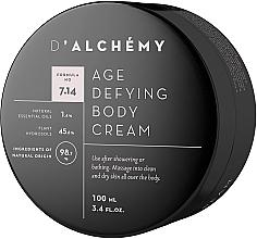 Parfüm, Parfüméria, kozmetikum Testápoló krém - D'Alchemy Age Defying Body Cream