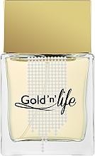 Parfüm, Parfüméria, kozmetikum Vittorio Bellucci Gold'n'Life - Eau De Parfum