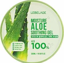 Parfüm, Parfüméria, kozmetikum Hidratáló gél aloe verával - Lebelage Moisture Aloe 100% Soothing Gel