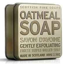 Parfüm, Parfüméria, kozmetikum Szappan - Scottish Fine Soaps Oatmeal Soap In A Tin