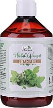 Parfüm, Parfüméria, kozmetikum Sampon töredezett hajra - Eco U Herebal Vinegar Shampoo