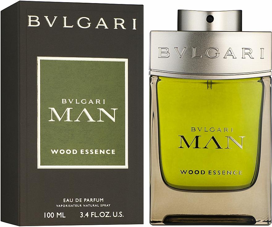 Bvlgari Man Wood Essence - Eau De Parfum