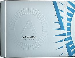 Parfüm, Parfüméria, kozmetikum Azzaro Chrome - Szett (edt/50ml + deo/75ml)
