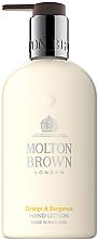 Parfüm, Parfüméria, kozmetikum Molton Brown Orange & Bergamot Hand Lotion - Kézápoló lotion
