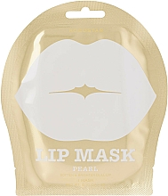 Parfüm, Parfüméria, kozmetikum Ajakmaszk - Kocostar Pearl Lip Mask