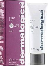 Parfüm, Parfüméria, kozmetikum Hidratáló tonizáló arckrém - Dermalogica Daily Skin Health Sheer Tint SPF20