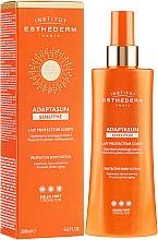 Parfüm, Parfüméria, kozmetikum Testápoló - Institut Esthederm Adaptasun Sensitive Skin Body Lotion Strong