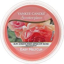 Parfüm, Parfüméria, kozmetikum Elektromos aromalámpa viasz - Yankee Candle Sun-Drenched Apricot Rose Melt Cup