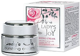 Parfüm, Parfüméria, kozmetikum Tápláló krém - Bulgarian Rose Lady's Joy Nourishing Face Cream
