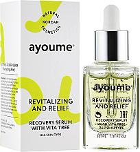 Parfüm, Parfüméria, kozmetikum Vitamin arcszérum - Ayoume Vita Tree Recovery Serum