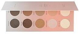 Parfüm, Parfüméria, kozmetikum Szemhéjfesték paletta - Zoeva Basic Moment Eyeshadow Palette