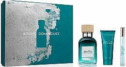 Parfüm, Parfüméria, kozmetikum Adolfo Dominguez Agua Fresca Citrus Cedro - Szett (edt/120ml + sh/gel/75ml + edt/10ml)