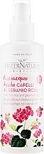 Parfüm, Parfüméria, kozmetikum Hajspray - MaterNatura Acidic Hair Rinse with Rose Geranium