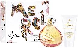 Parfüm, Parfüméria, kozmetikum Sisley Izia Merci Gift Set - Szett (edp/30ml+b/lot/50ml)