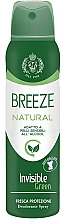Parfüm, Parfüméria, kozmetikum Breeze Deo Spray Natural Essence - Testdezodor