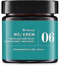 Parfüm, Parfüméria, kozmetikum Krém búzacsírával - Fitomed Cream With Wheat Germ Oil Nr6