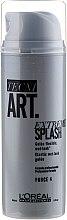 Parfüm, Parfüméria, kozmetikum Vizes hatású hajformázó zselé - L'Oreal Professionnel Tecni.Art Extreme Splash Styling Gel