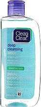 Parfüm, Parfüméria, kozmetikum Arctisztító lotion érzékeny bőrre - Clean & Clear Deep Cleansing Lotion