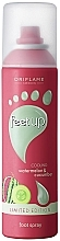 Parfüm, Parfüméria, kozmetikum Hásítő dezodor-spray lábra dinnyével és uborkával - Oriflame Feet Up Spray