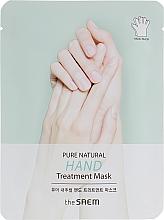 Parfüm, Parfüméria, kozmetikum Kézmaszk - The Saem Pure Natural Hand Treatment Mask