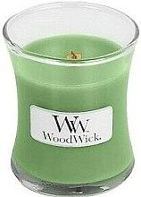 Parfüm, Parfüméria, kozmetikum Illatosított gyertya pohárban - WoodWick Candle Hemp And Ivy