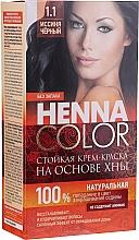 Parfüm, Parfüméria, kozmetikum Tartós henna hajfesték - Fito Kozmetikum Henna Color