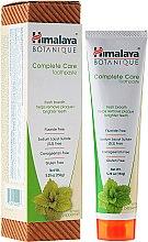 Parfüm, Parfüméria, kozmetikum Borsmenta fogkrém - Himalaya Herbals Complete Care