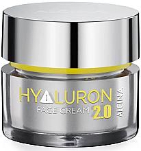 "Parfüm, Parfüméria, kozmetikum Hidratáló arckrém ""Hialuron 2.0"" - Alcina Hyaluron 2.0 Face Cream"